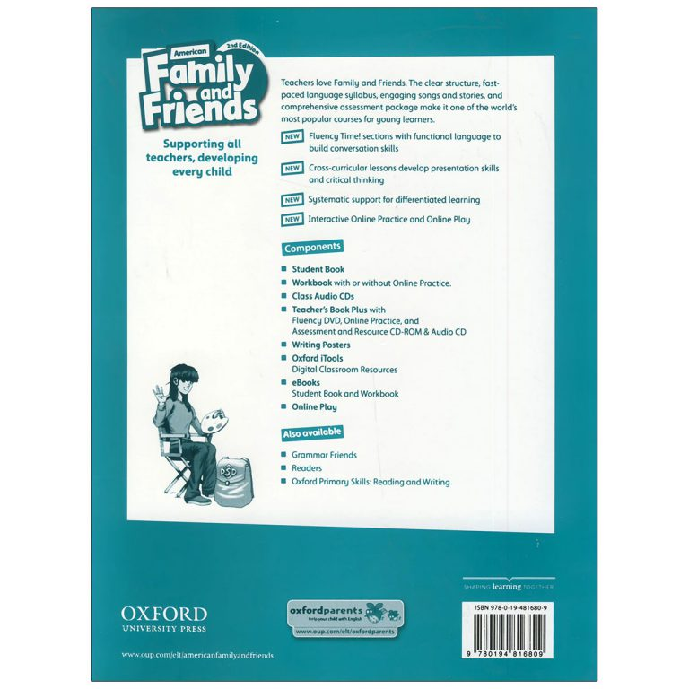 American Family and Friends 6 Second Edition