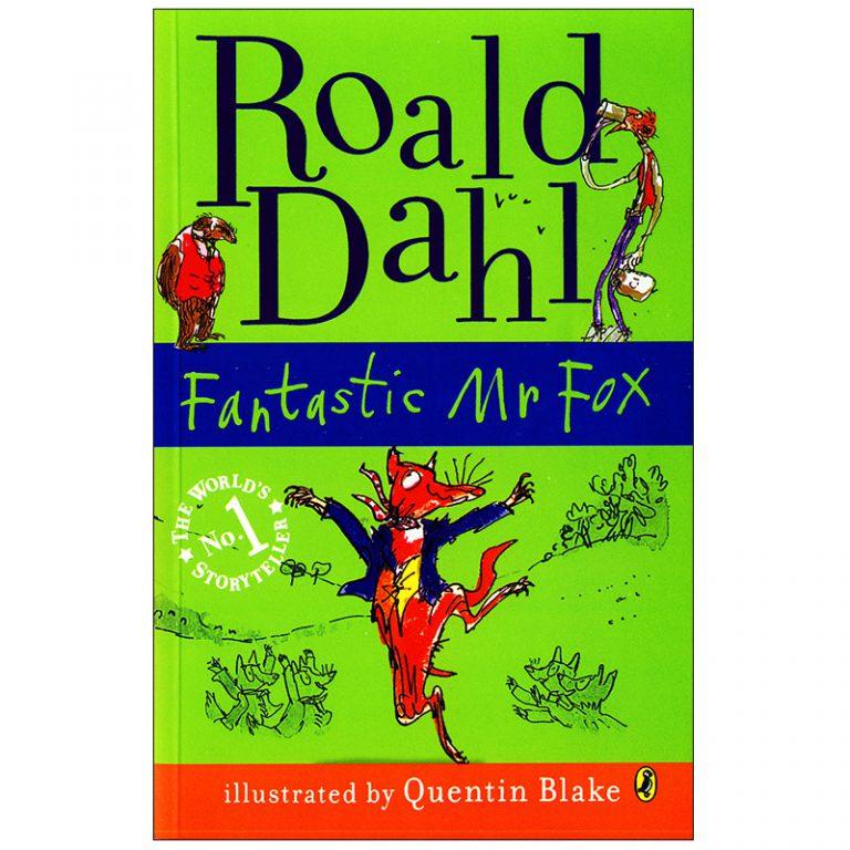 Fantastic Mr Fox Roald Dahl
