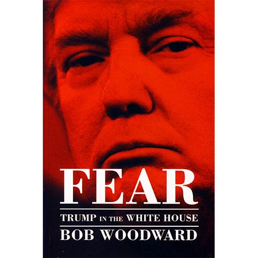 Fear Trump in the White House,کتاب FEAR TRUMP IN THE WHITE HOUSE,کتاب وحشت ترامپ در کاخ سفید