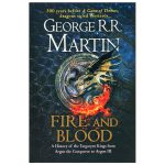 Fire-And-Blood,کتاب رمان آتش و خون