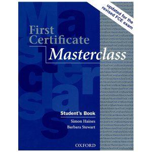 کتاب FCE Masterclass