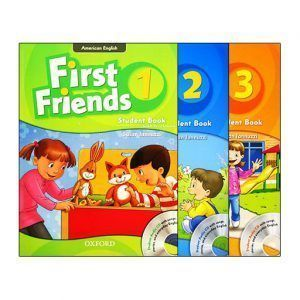 کتاب فرست فرندز,کتاب First Friends