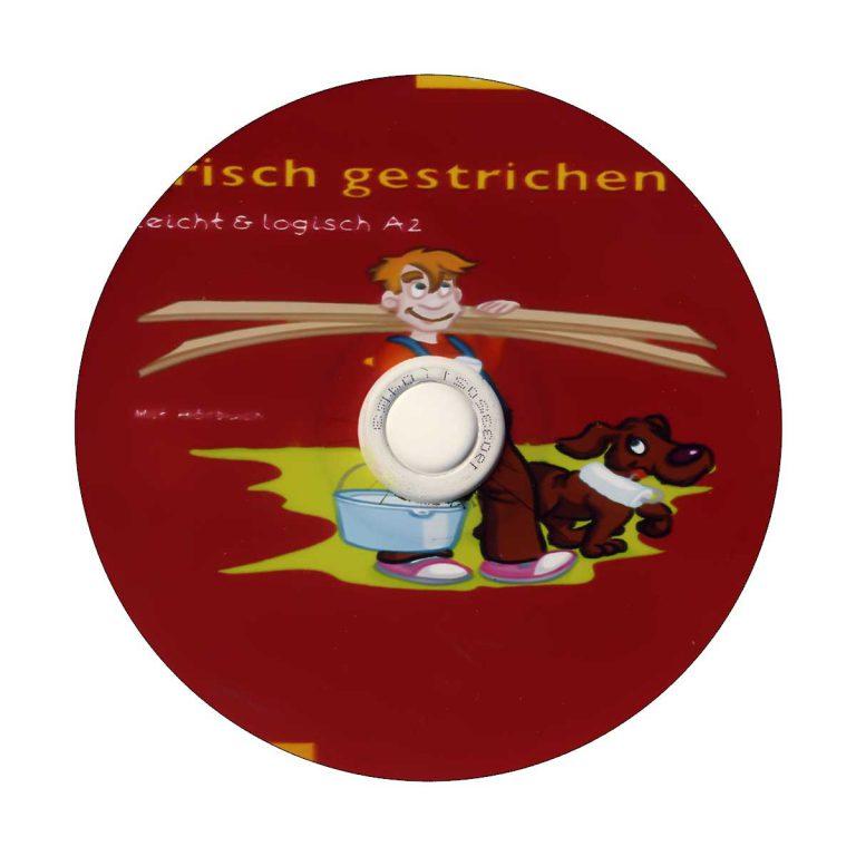 داستان آلمانی Frisch gestrichen