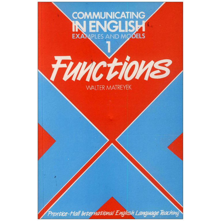 Functions Communicating in English 1