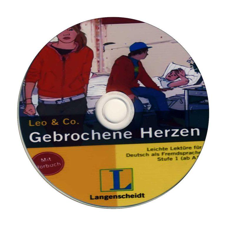 داستان آلمانی Gebrochene Herzen