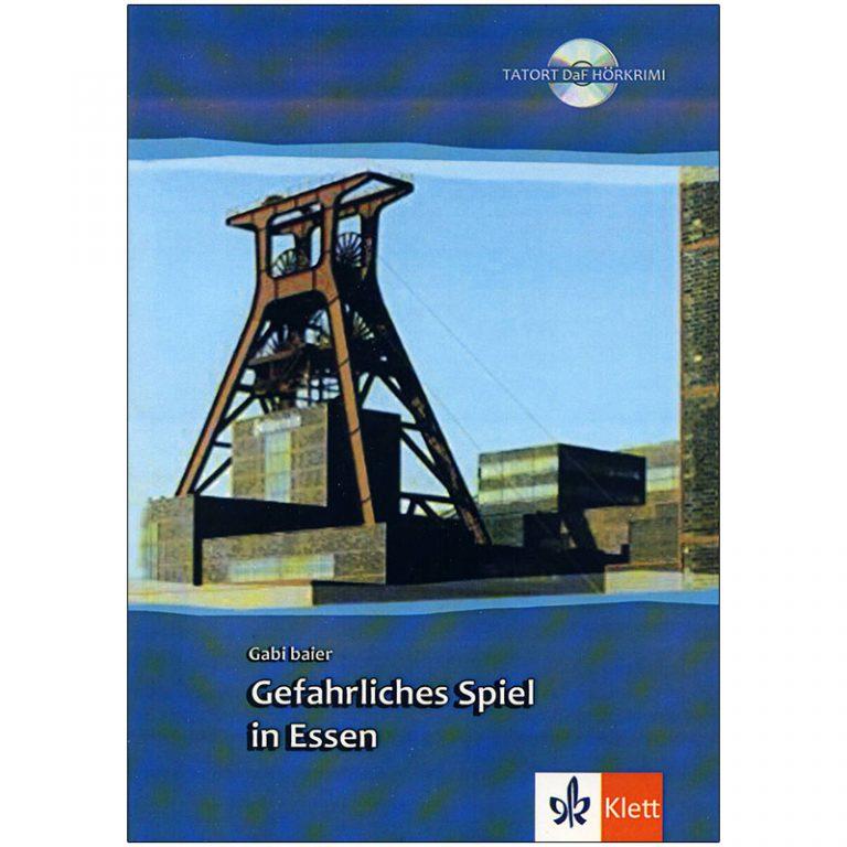 داستان آلمانی Gefahrliches Spiel in Essen