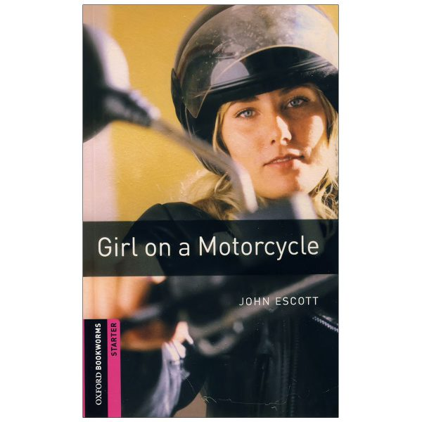 Girl-on-a-motorcycle