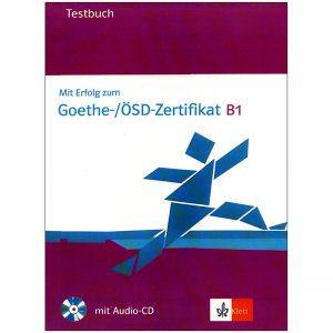 Goethe-OSD-Zertfikat-B1-testbuch