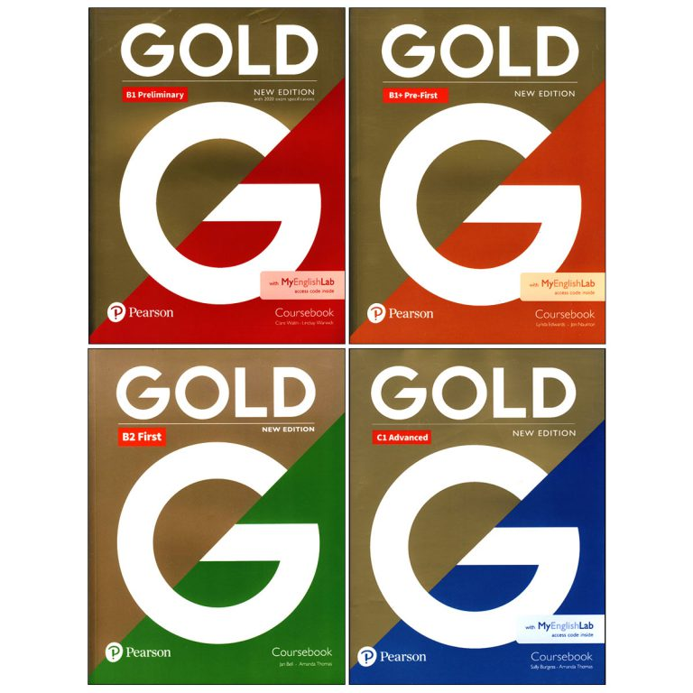 Gold New Edition Book Series