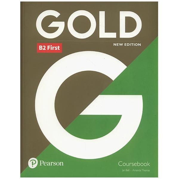 کتاب Gold B2 First New Edition