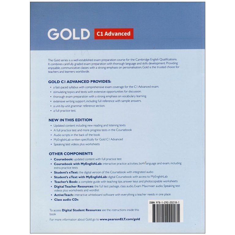 Gold C1 Advanced