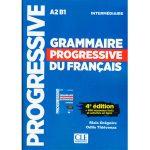Grammaire progressif Du Francais intermediaire A2 B1 4 edition