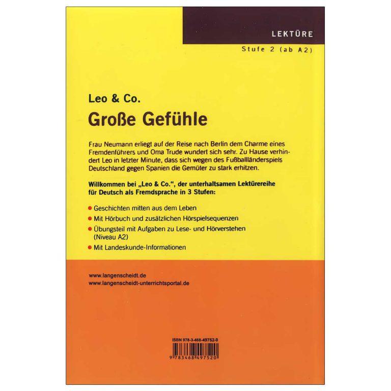 داستان آلمانی Grobe Gefuhle