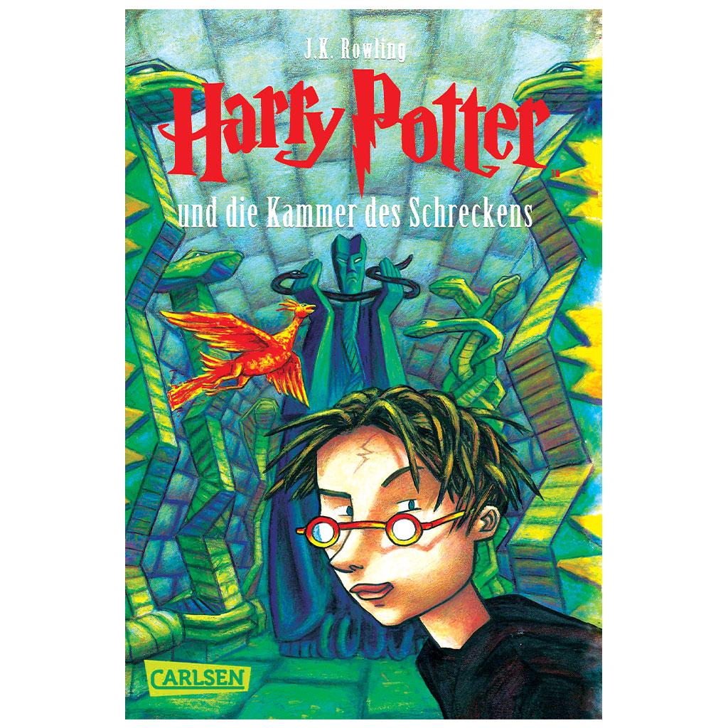 Harry Potter 2 Deutsch