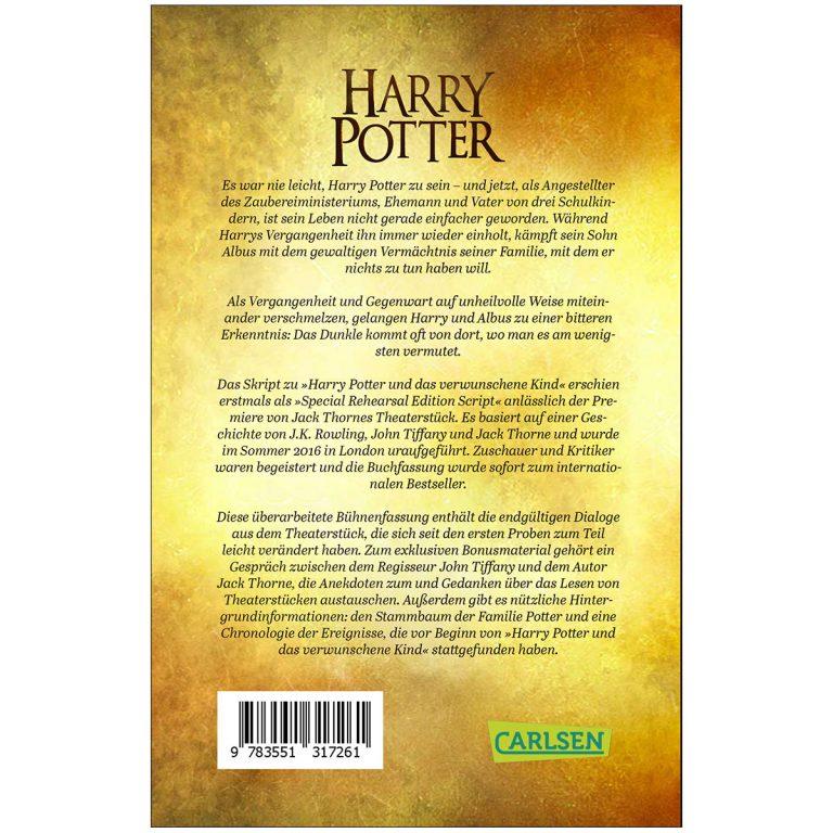 رمان آلمانی HARRY POTTER 8