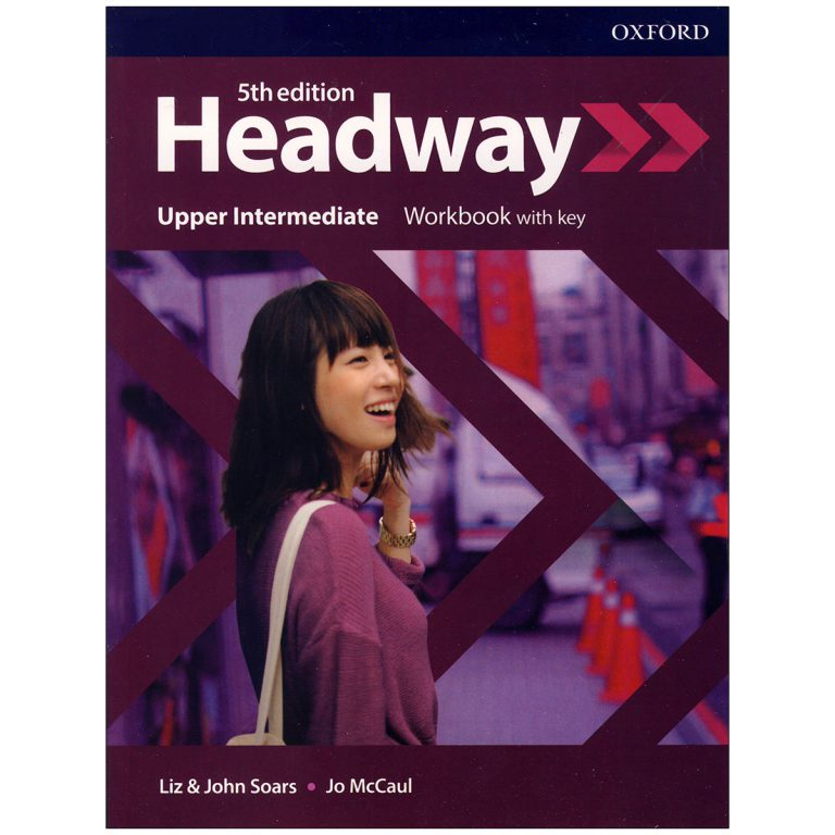 Headway Upper Intermediate 5th Edition