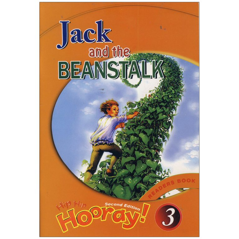 Hip Hip Hooray 3 Readers Book – Jack and the Beanstalk