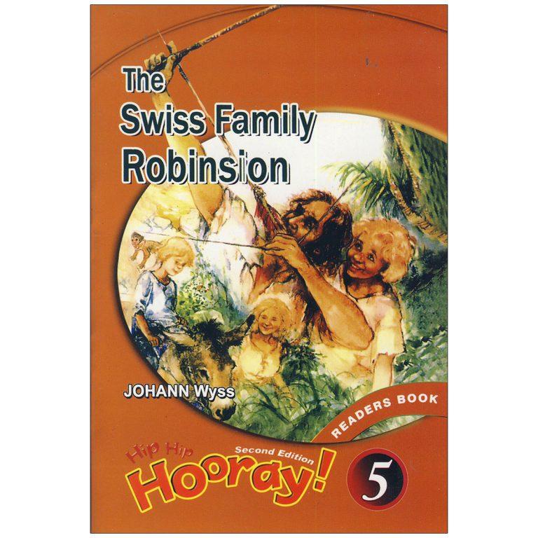 Hip Hip Hooray 5 Readers book – The Swiss Family Robinson