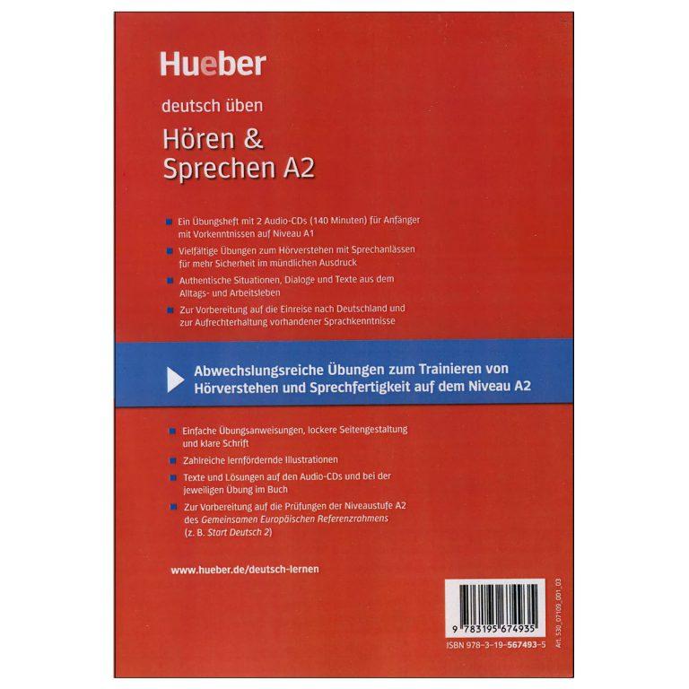 Horen and Sprechen A2