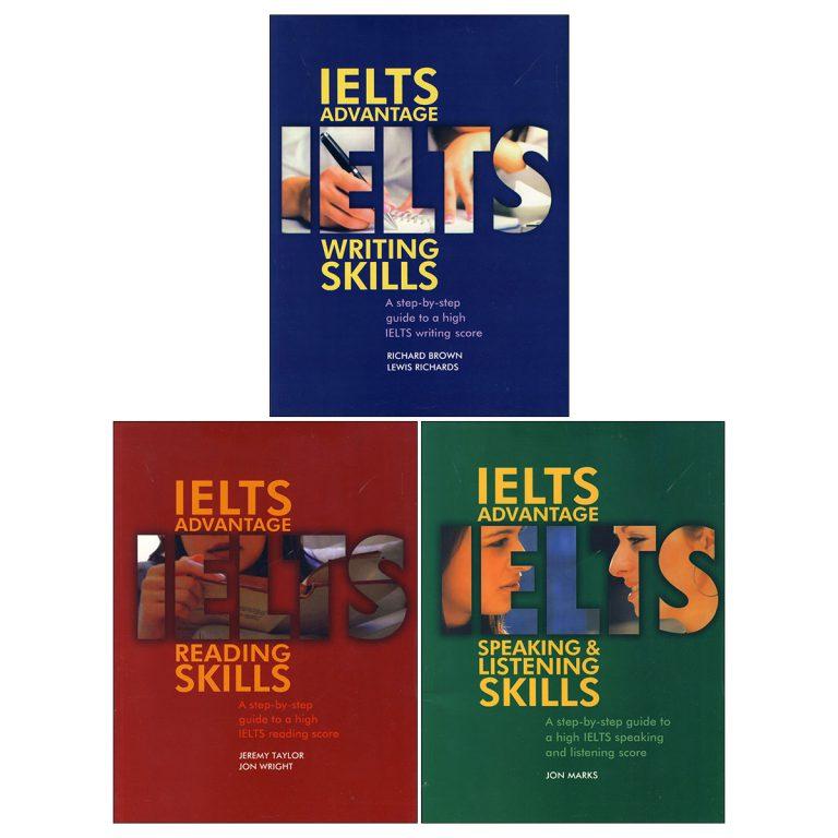 IELTS Advantage book series