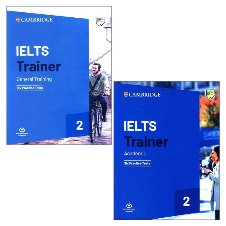 IELTS Trainer Book Series