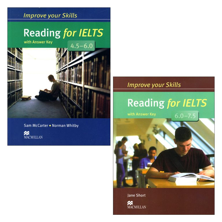 Improve Your Skills Reading for IELTS Book Series