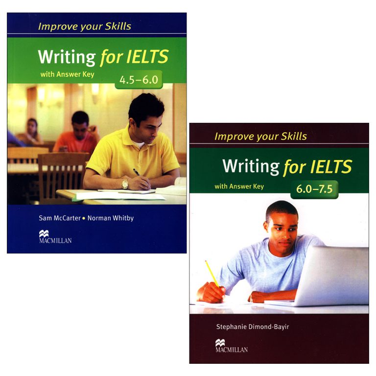 Improve Your Skills Writing for IELTS Book Series