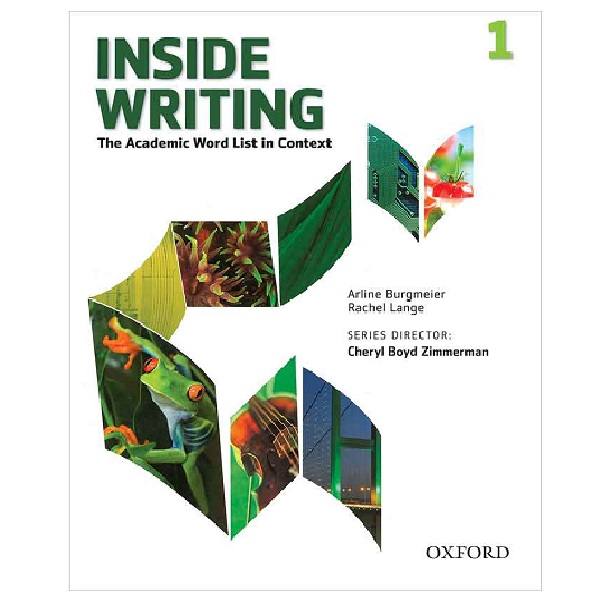 کتاب Inside Writing 1