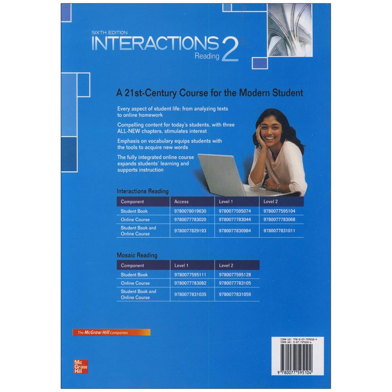 Interactions 2 Reading