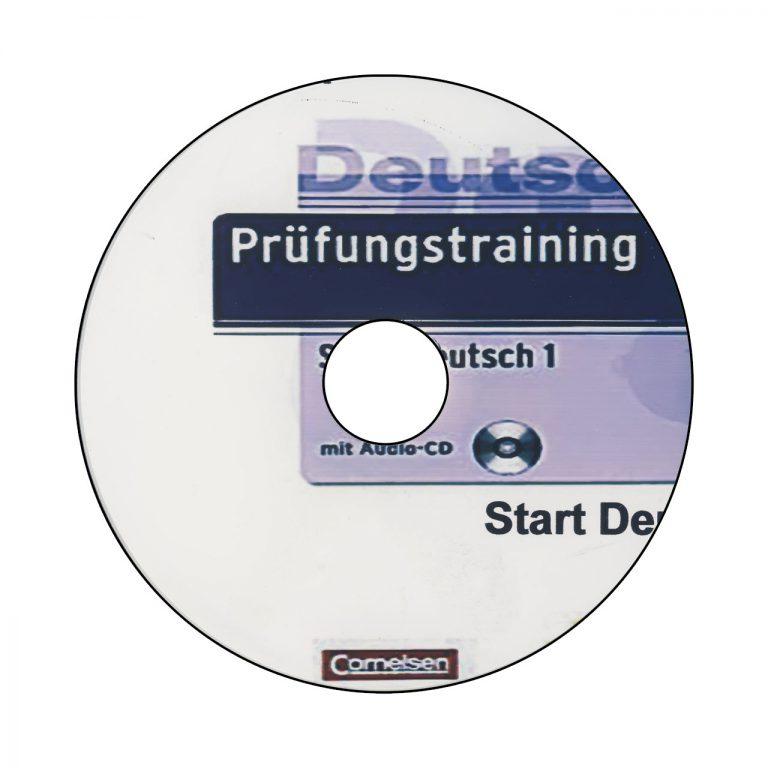 Prufungstraining Start Deutsch 1