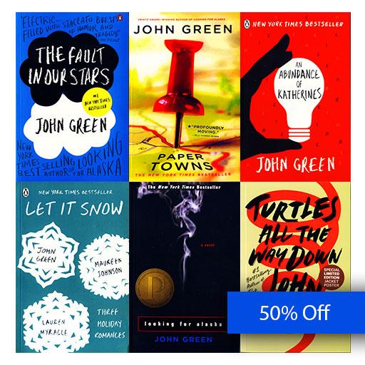 John Green Book Series