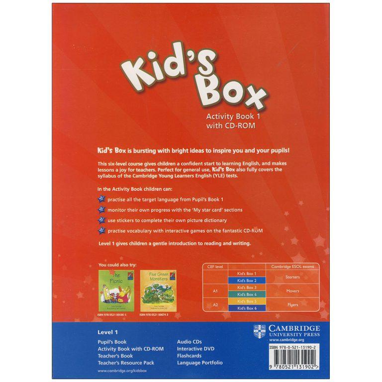 Kids Box 1