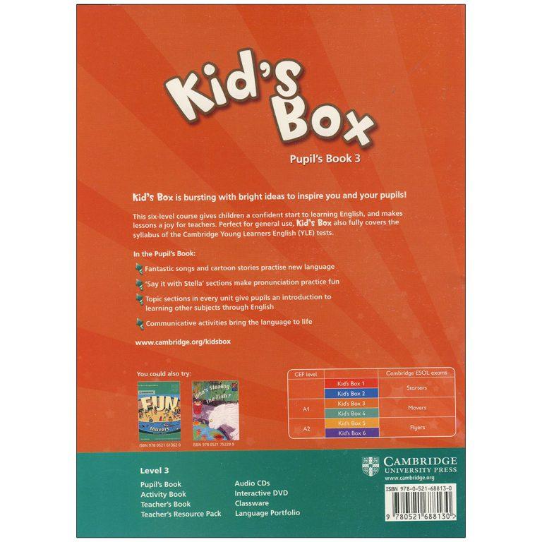 Kids Box 3
