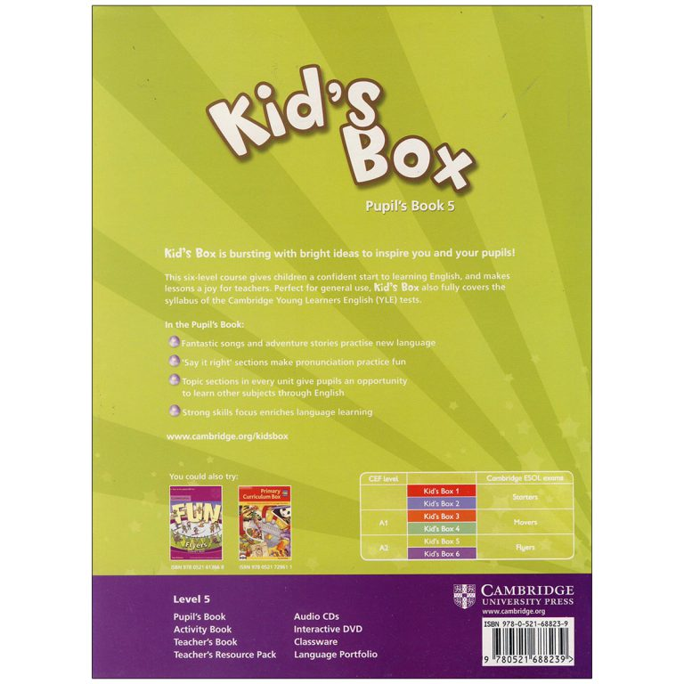 Kids Box 5