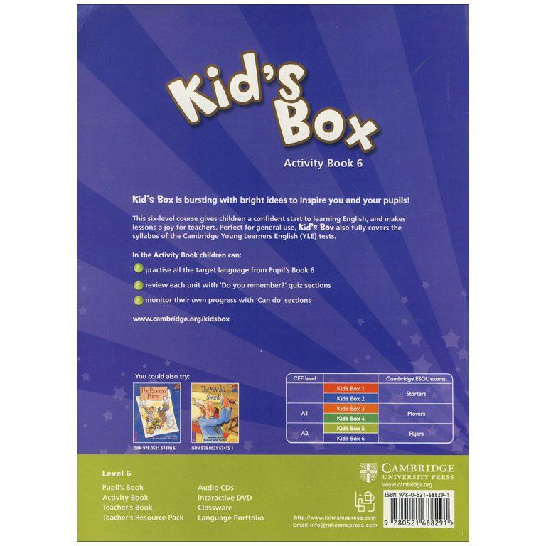 Kids Box 6