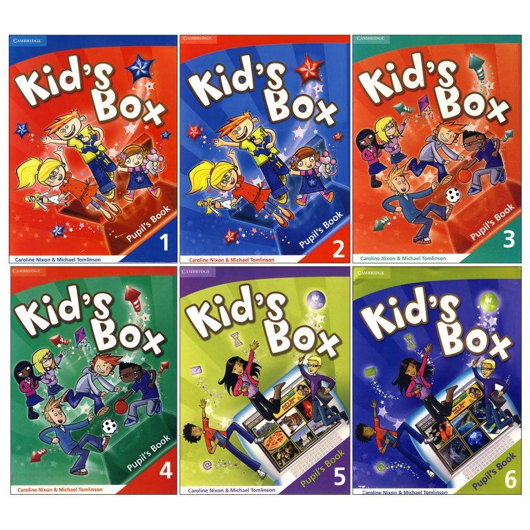 Package Kids Box Book Series