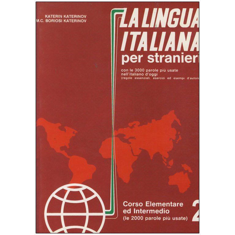 La Lingua Italiana per Stranieri 2