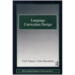 Language-Curriculum-Design