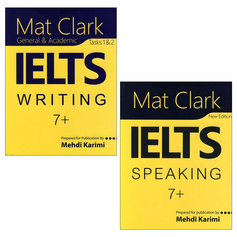 Mat Clark IELTS Book Series