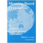 Meaning-based-Translation