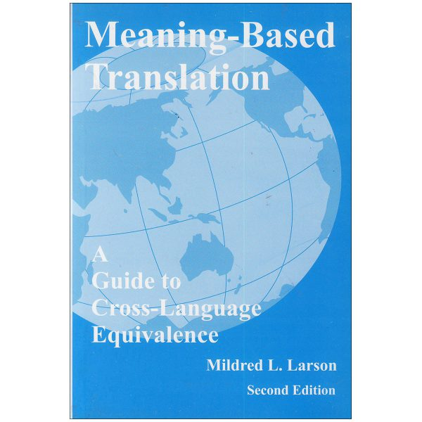 Meaning-based-Translation