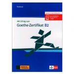 کتاب Mit Erfolg zum Goethe-Zertifikat B2