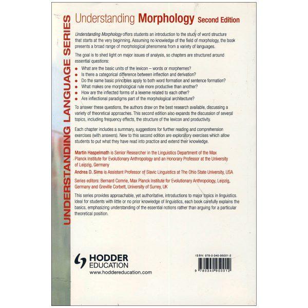Morophology-back
