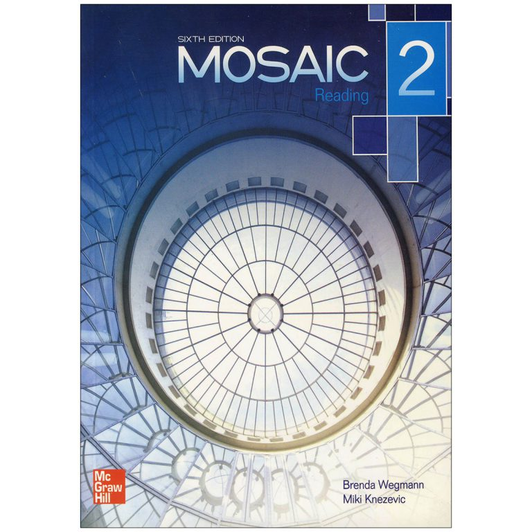 Mosaic Reading 2 sixth Edition