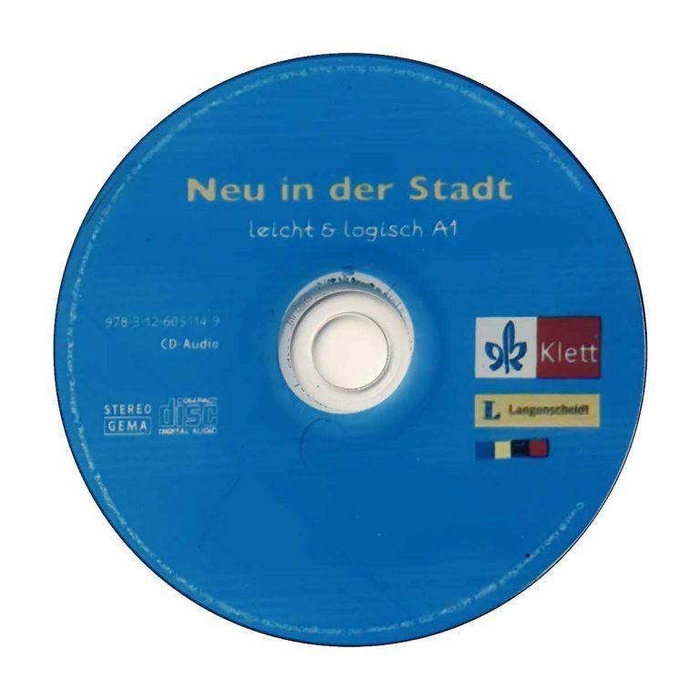 داستان آلمانی Neu in der stadt