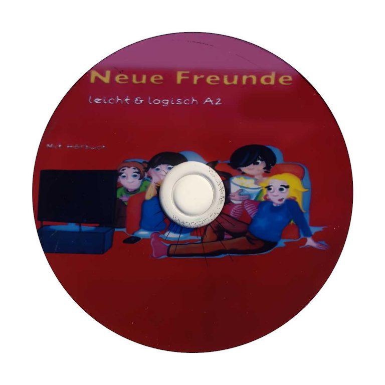 داستان آلمانی Neue Freunde