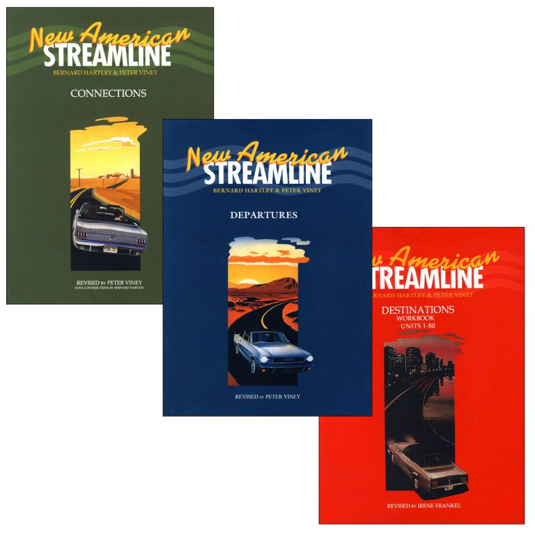 New American Streamline Book Series