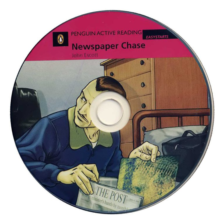 Newspaper Chase