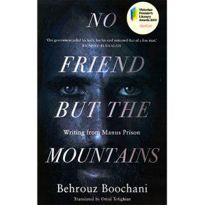 کتاب رمان No Friend But The Mountains