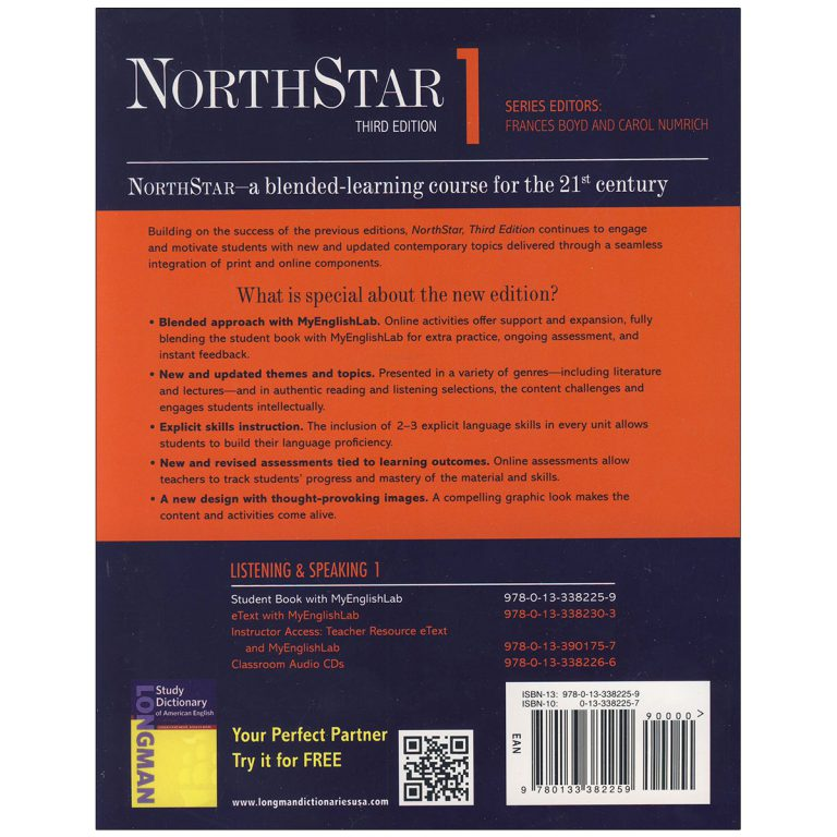 NorthStar 1 Listening and speaking